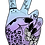 Thumbnail: Dark Arts Peace Colour Changing Mug