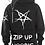 Thumbnail: X-Mortis Zip Up Hoodie