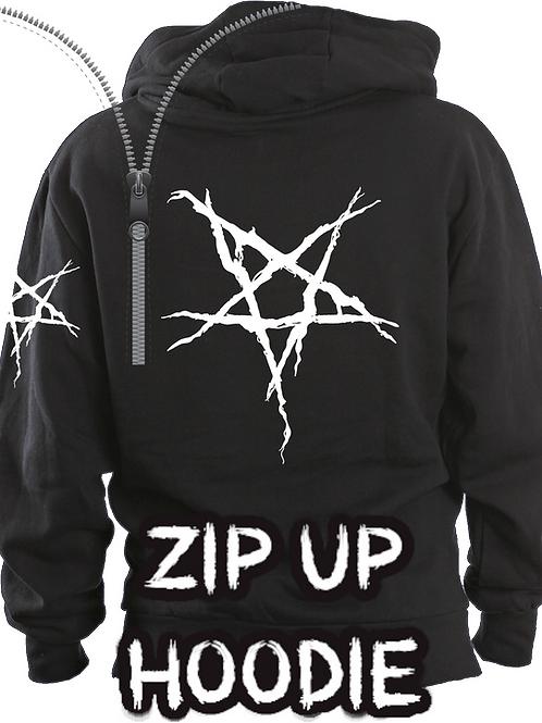 X-Mortis Zip Up Hoodie