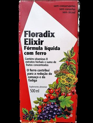 FLORADIX ELIXIR FÓRMULA LÍQUIDA COM FERRO 500ML