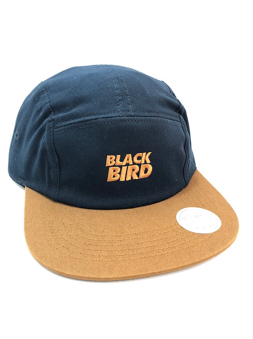 BONÉ BLACK BIRD