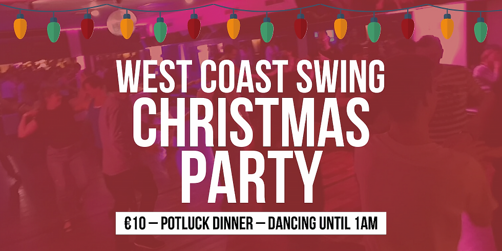 West Coast Swing Christmas Party