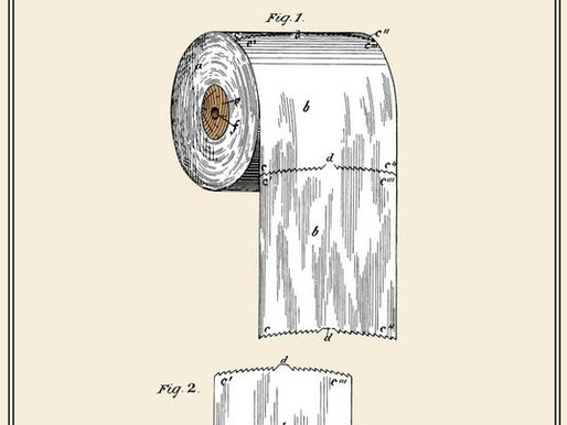 Why are we wiping like it's 1889?