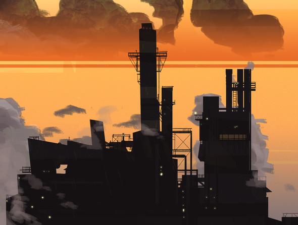 Sunset ft. Factory