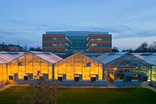 Donald Danforth Plant Science Center selects Landmark as the Project Manager for their 3rd Greenhous