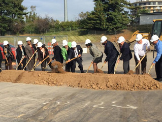 St. Louis County Library breaks ground on two new libraries.