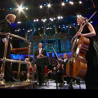 Victoria Simonsen BBC Proms London