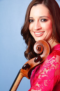 Victoria Simonsen cello player cellist