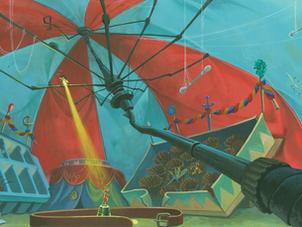 Beat Board: Circus Tent