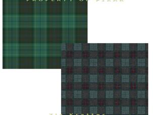 Dunbroch Tartan Design and Render