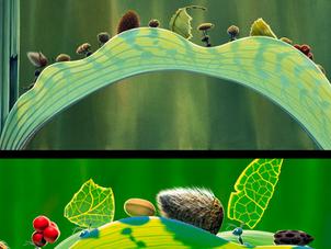 Leaf Bridge: A Study in Transparency