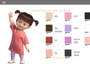 Boo Color Swatches
