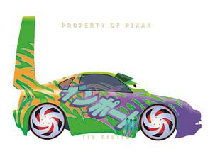 Import Car Graphics