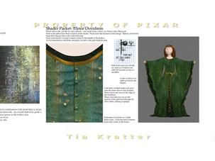 Elinor Dress Shader Packet