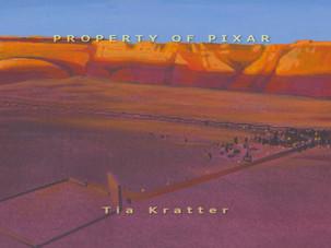 Color Study: Distant Buttes