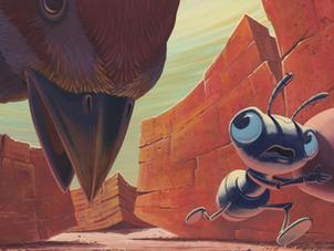 Beat Board: the Bird Chase