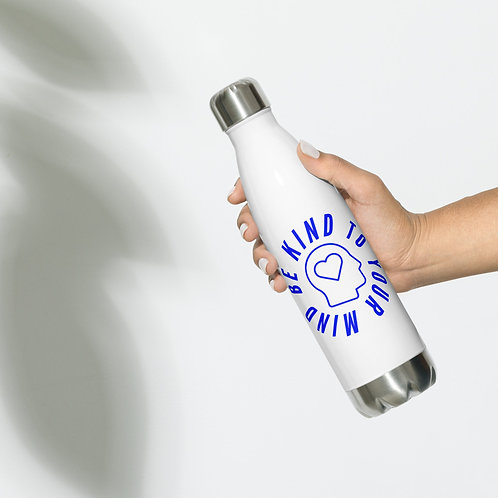 HeartHead Be Kind Stainless Steel Water Bottle
