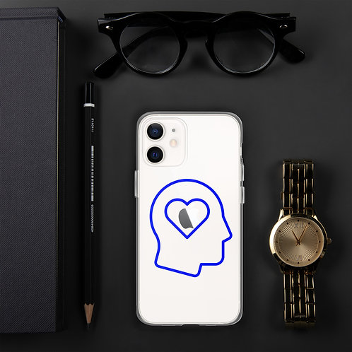 Heart Head iPhone Case