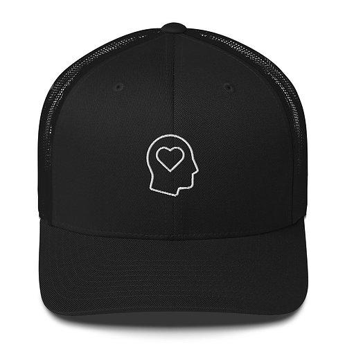 Heart Head Trucker Cap
