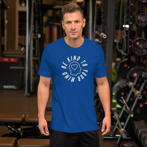 Unisex Be Kind Chest T-Shirt