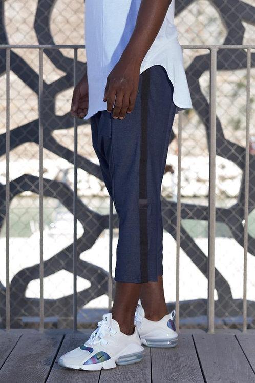 Sirwal effet bleu jeans