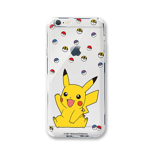 Pokemon clear case