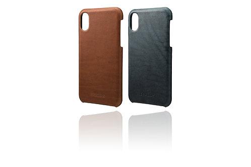 "GRAMAS  ""TOIANO"" Italian Shell Type Leather Case"