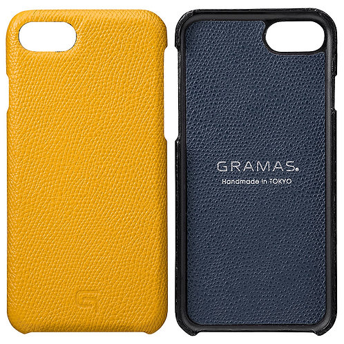 Embossed Grain Leather Case