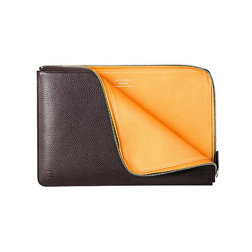 GRAMAS Meister Leather Sleeve for MacBook