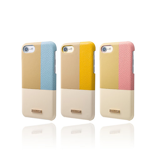 "GRAMAS COLORS ""Nudy"" Leather Case Limited"