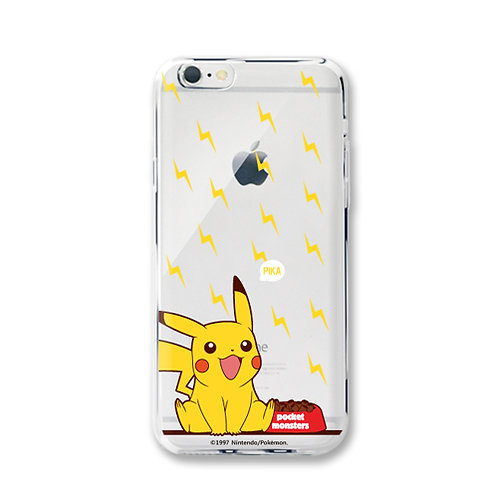 Pokemon clear case