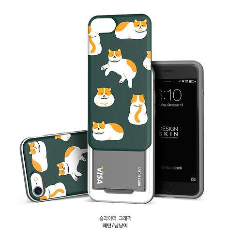 Design skins slider case for iPhone 7Plus/8Plus