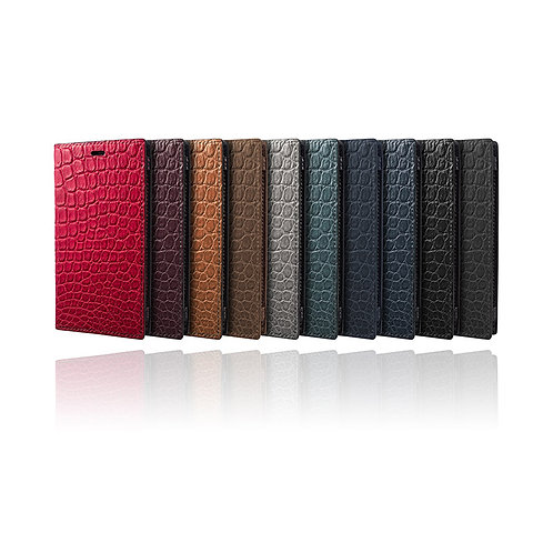 【Build-to-order】GRAMAS Meister Book Crocodile Leather Case