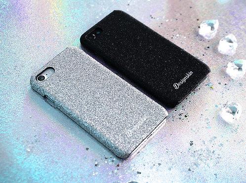 Design skins glitter bartype case for iPhone 7/8/7Plus/8Plus