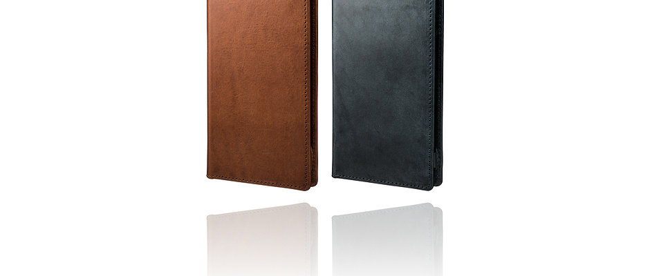 "GRAMAS  ""TOIANO"" Italian Genuine Leather Case"
