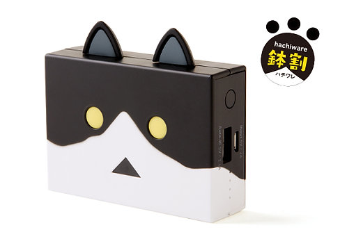 cheero Power Plus 6000mAh nyanboard version - HACHIWARE
