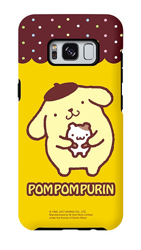 POMPOMPURIN STYLE ARMOUR CASE
