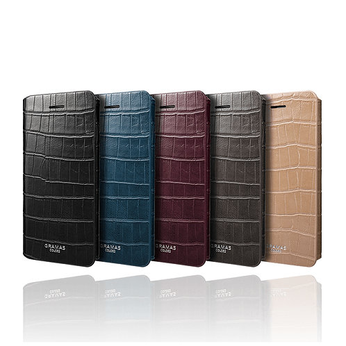 "GRAMAS ""EURO PASSIONE 2"" LEATHER CASE"