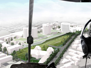 Urban Masterplan, UKM