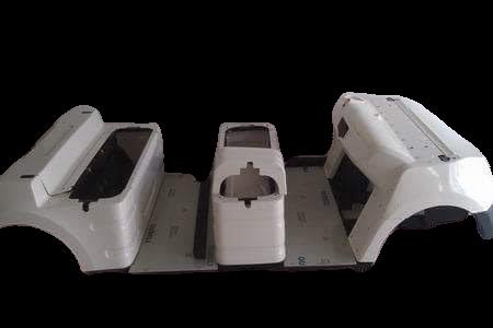 Automotive - Golf Cart ABS Part