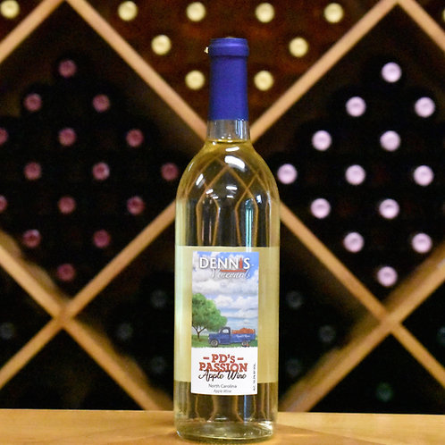 PD's Passion Apple Wine