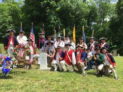 Patriot John Paine Grave MarkingJune 14, 2015