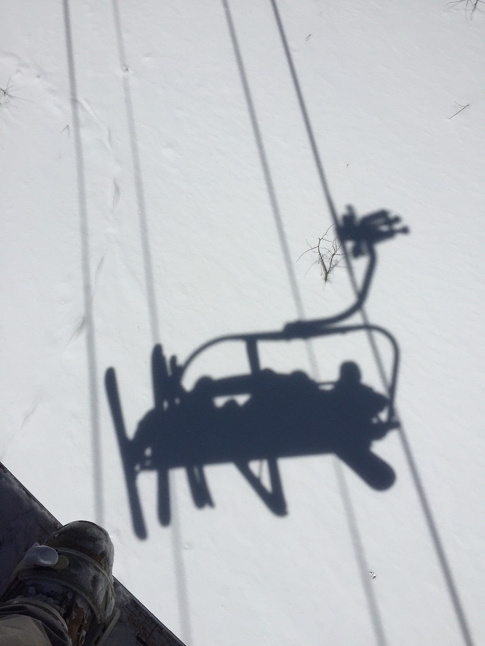 I miss the ski season that was cut short!