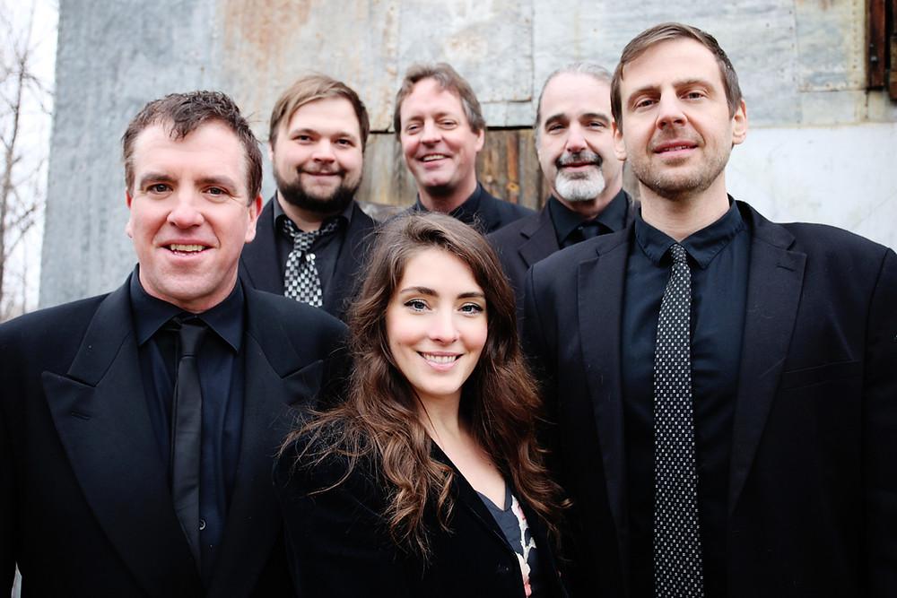 Jonny Mogambo 6 piece band