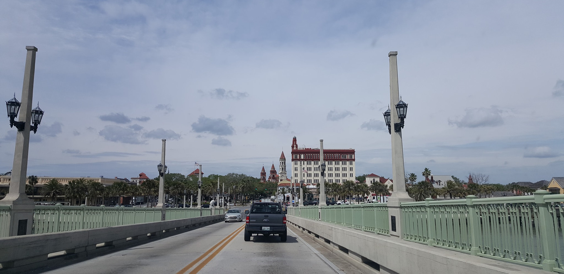 Heading to St.Augustine