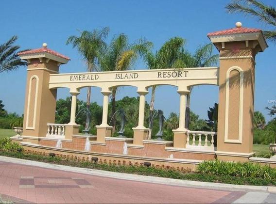 Front of Resort