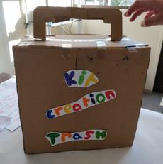 Prototype du Kit Creation Trash