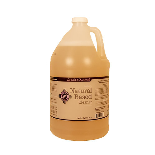 Natural Based Cleaner - Gallon