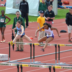 One of my last races as a UMaine Black B
