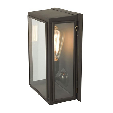 Davey Lighting Box Wall Light
